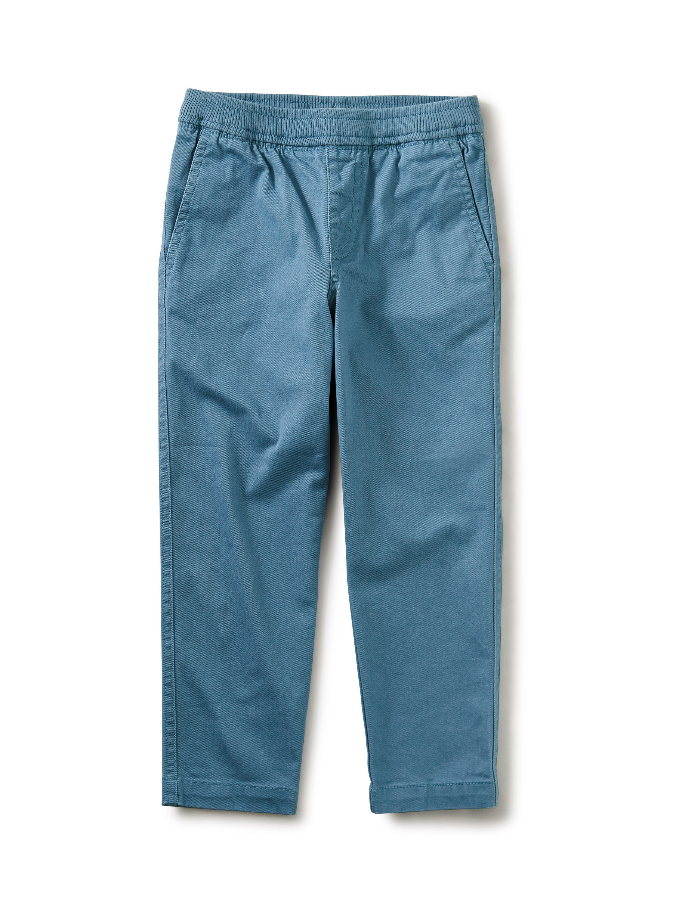 Timeless Stretch Twill Pant Agean Blue