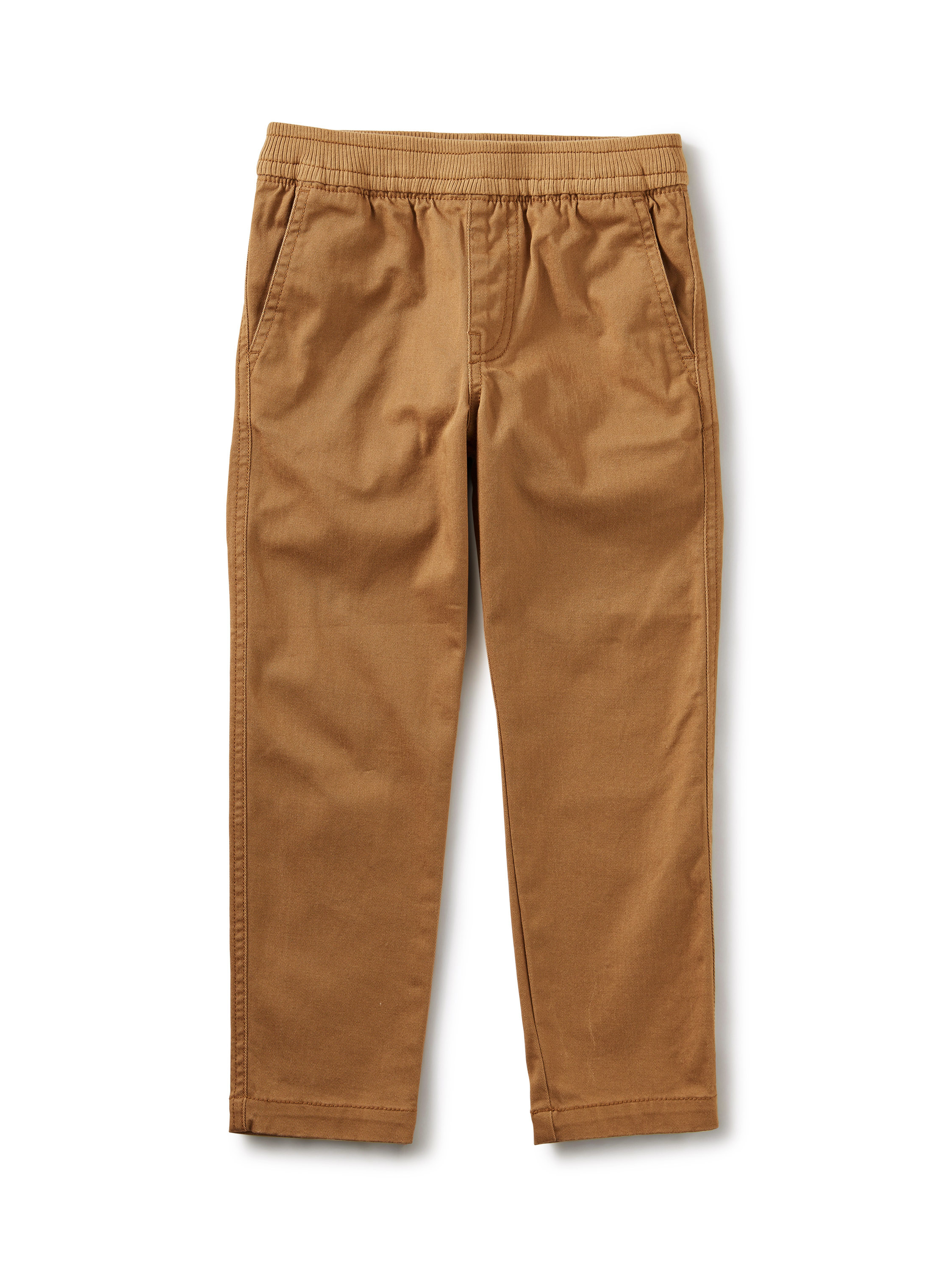 Timeless Stretch Twill Pant-Whole Wheat