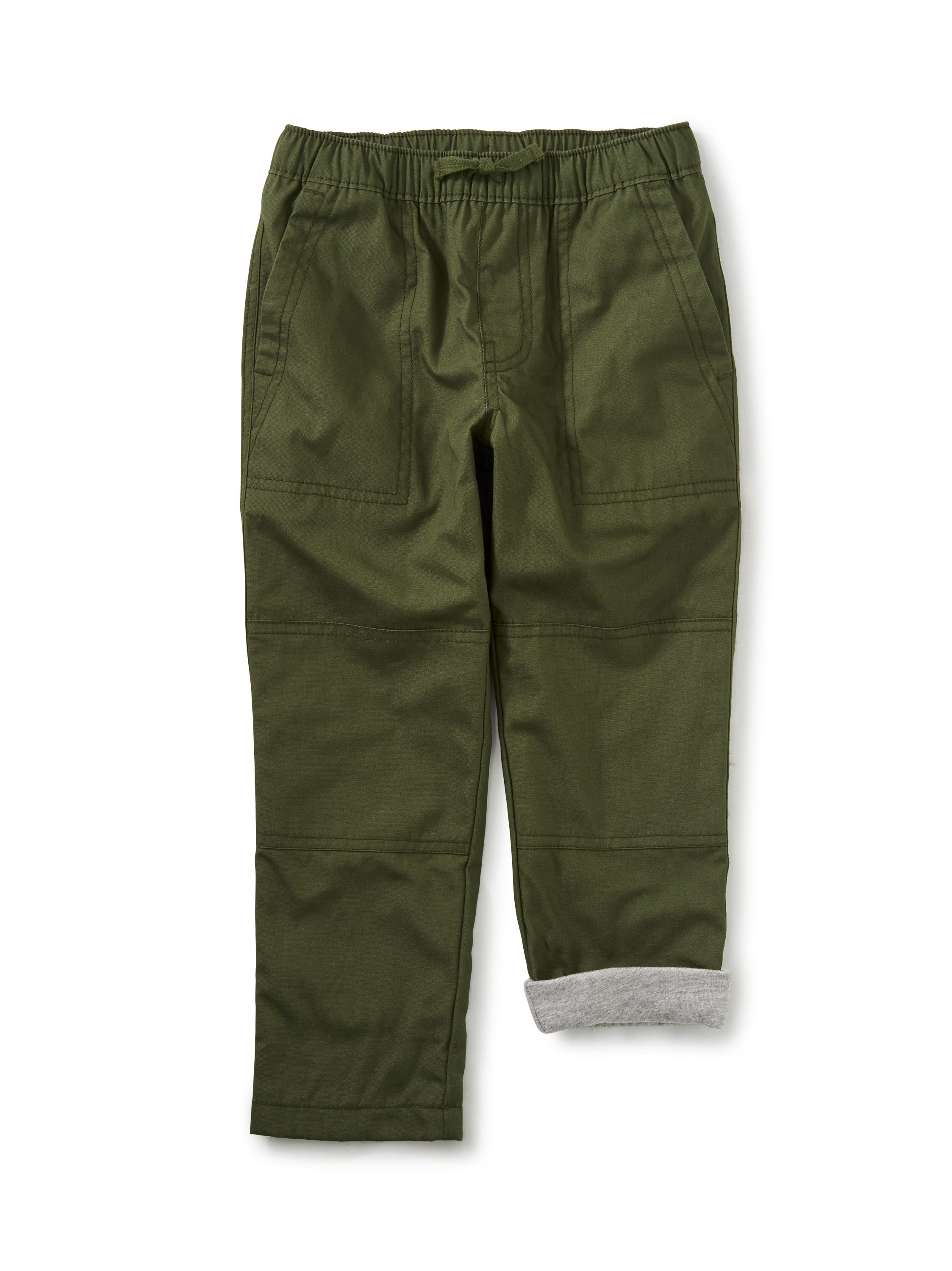 Cozy Jersey Lined Pant-Arugala