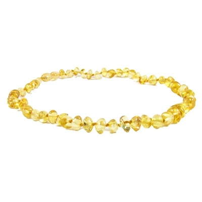 Amber Necklace (13 inch)