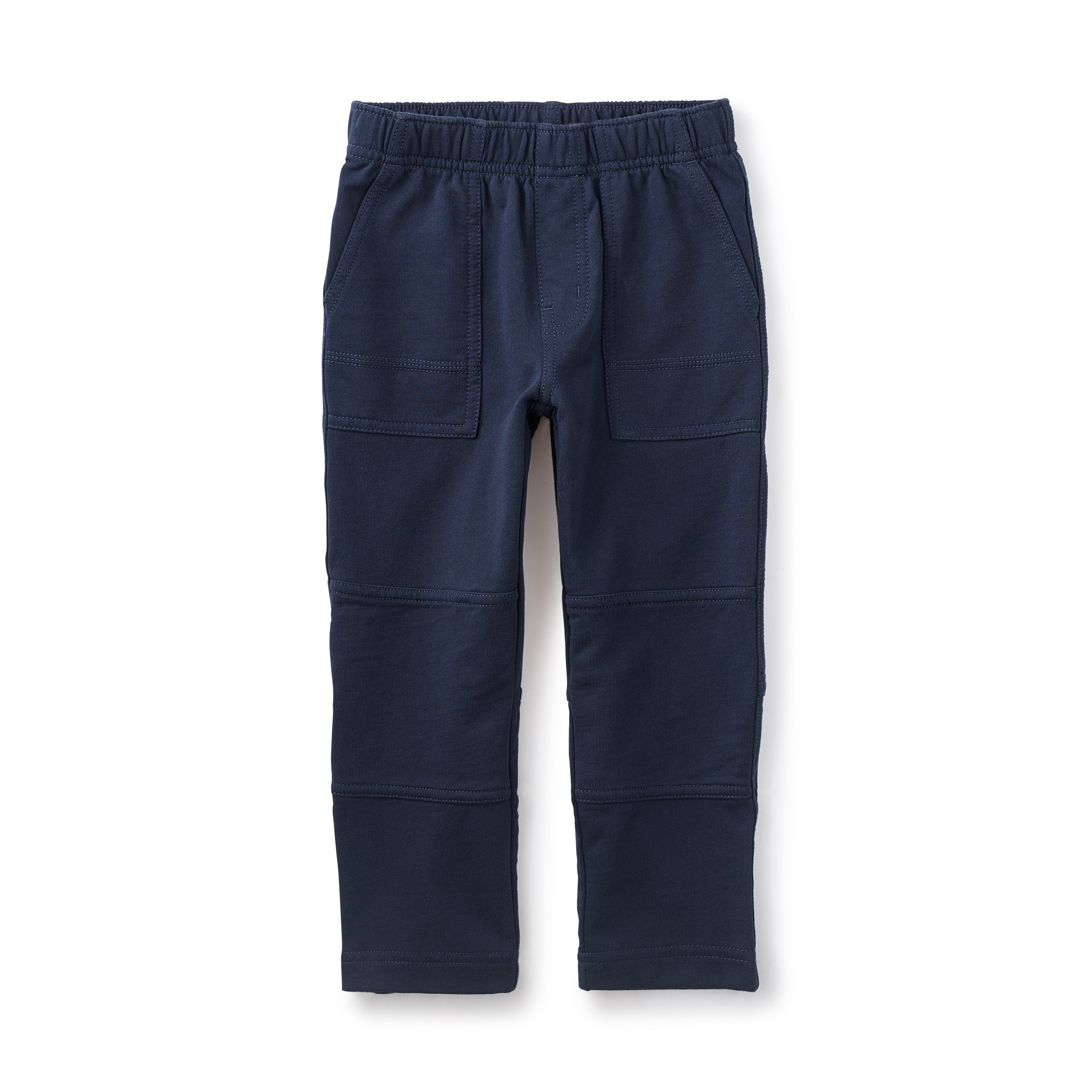 French Terry Player Pants-Heritage Blue