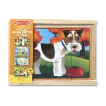 Pets Puzzle in a Box