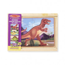 Dinosaur Puzzle in a Box