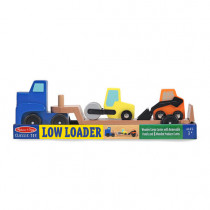 Low Loader Wooden Vehicles