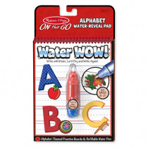 Alphabet Water Wow