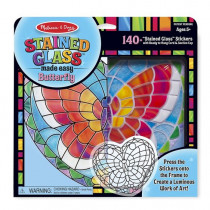 Stained Glass Made Easy-Butterfly