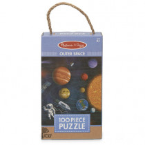 Natural Play Puzzle: Outer Space