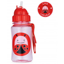 Skip Hop Straw Bottle