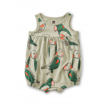 Patterned Play Romper