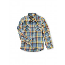 Plaid Button Up Huascaran Plaid