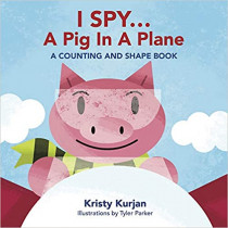 I Spy...A Pig in a Plane