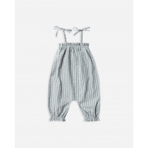 Bubble Jumpsuit-Gingham