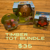 Timber Tot Bundle